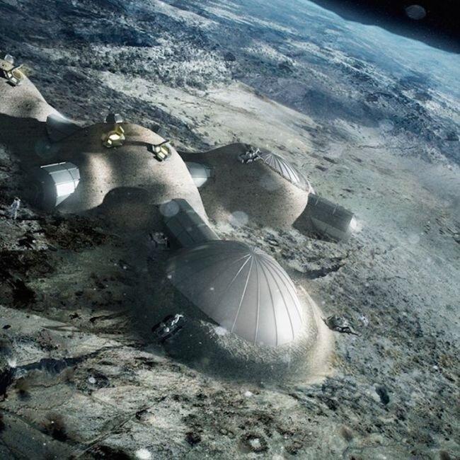 Урина астронавтів допоможе побудувати базу на Місяці